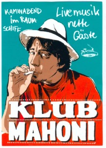 klub mahoni
