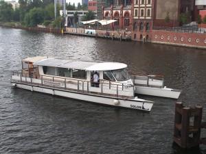 "Solarschiff ""Solon"""